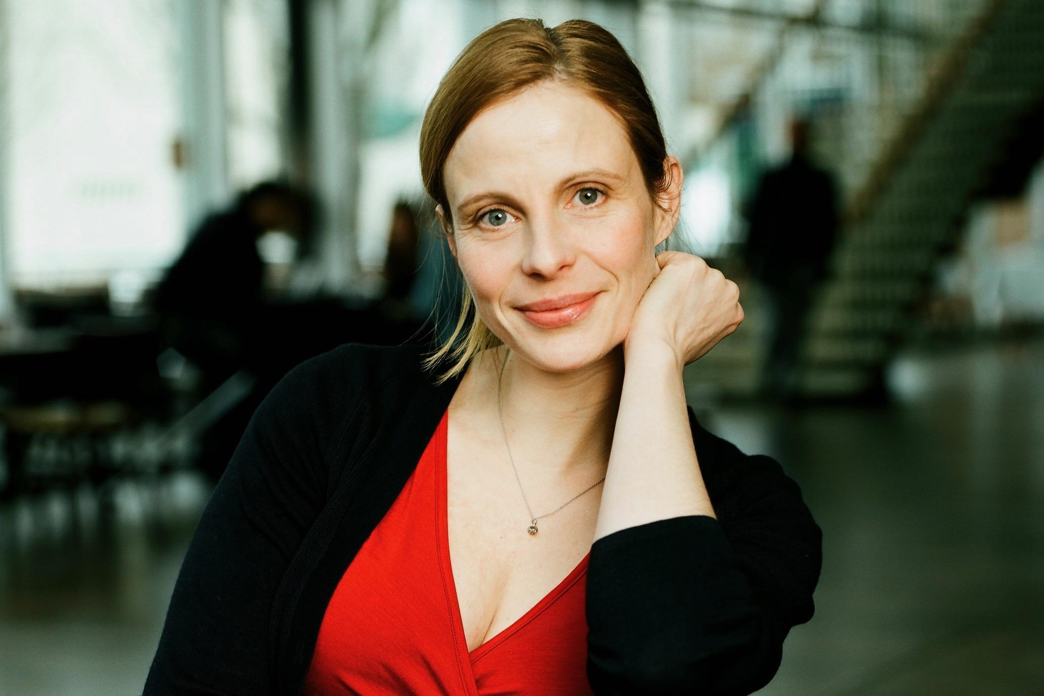 Julia Jäger (Foto: Christine Fenzl)