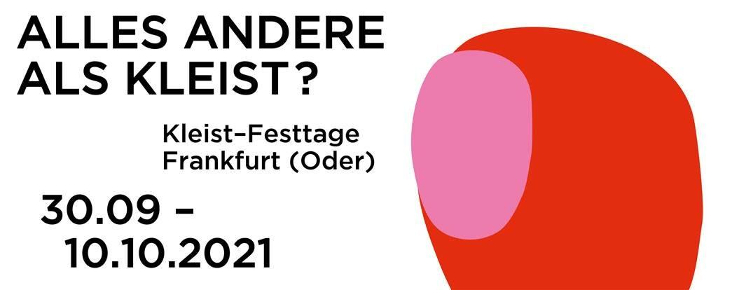 Kleist-Festtage